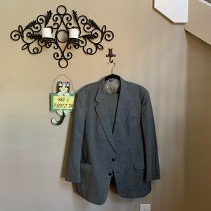 Vintage Christian Dior Monsieur Suit